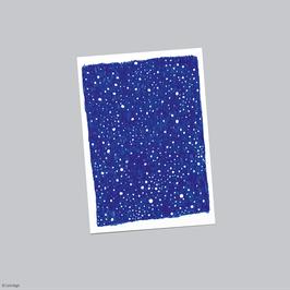 "Postkarte ""Sternenhimmel"""