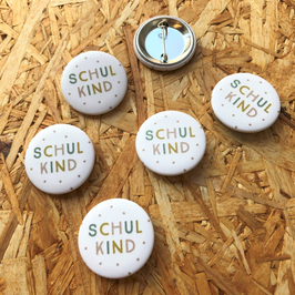 "Button""Schulkind"""