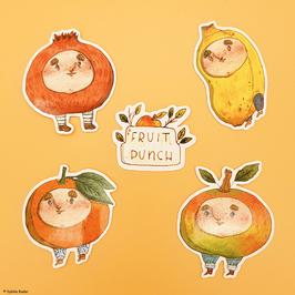 "Sticker ""Fruit Punch"""