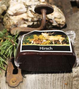 Hirschrohschinken ca. 250g