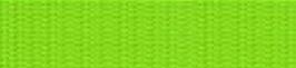 Gurtband hellgrün, 4 Breiten
