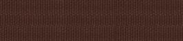Gurtband braun, 4 Breiten