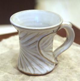 ハートマグカップ