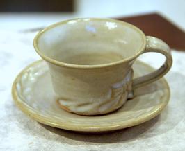 珈琲カップ&ソーサ