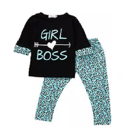 "2-teiliges Set ""Girl-Boss"""