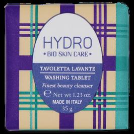 Tavoletta Lavante incartata di Hydro Bio Skin Care da 35gr. - Saponetta Finest Beauty Cleanser