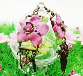 Floraison de Fushia