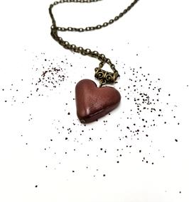 Mon coeur en chocolat