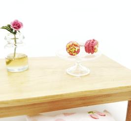 Mes mini macarons gourmands (Framboise/Citron vert)
