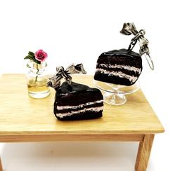 Mes p'tites parts de gâteau (Chocolat/Vanille)