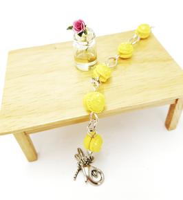 Farandole de macarons ( Citron )