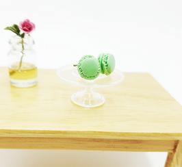 Mes mini macarons (pomme)