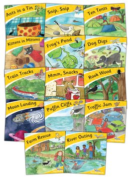 Jolly Phonics Little Word Book
