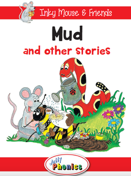 Paperback Readers Level 1 Inky Mouse & Friends