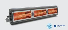 SORRENTO Triple IP Infrarot-Heizung 3 x 1,5 kW