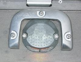 Blinkleuchtenschutzbügel in U-Form