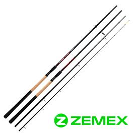 Фидер ZEMEX ''PRO FEEDER'' 12 ft (до 120 гр)