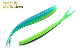 """Съедобный силикон """"Slug"""" 100 мм / L101 цвет"""