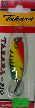 Блесна форелевая планирующая TAKARA 60 мм, 10 гр.  Цвет  А024