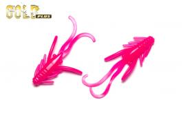 """Съедобный силикон """"Pink"""" 40 мм / L145 цвет"""