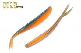 """Съедобный силикон """"Slug"""" 100 мм / L103 цвет"""