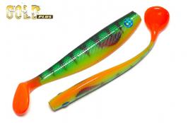 """Съедобный силикон """"Goblin"""" 130 мм / L127 цвет"""