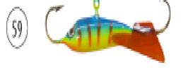 Микробалансир размер-25 цвет-59 вес-2г.