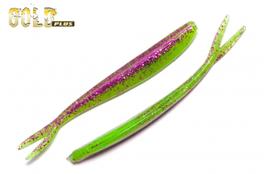 """Съедобный силикон """"Slug"""" 100 мм / L102 цвет"""