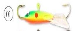 Микробалансир размер-25 цвет-1 вес-2г.