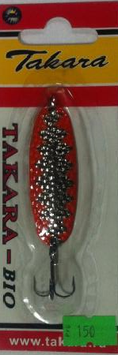 Блесна форелевая планирующая TAKARA 60 мм, 10 гр.  Цвет  С03