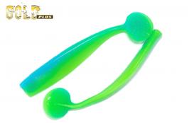 """Съедобный силикон """"T-Rex"""" 100 мм / L101 цвет"""