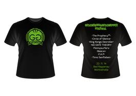 Festival-Shirt GuG 2014