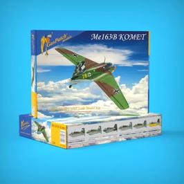 Me 163B Komeit 1/48 Gaspatch