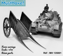 Farm Carriage 1/35 MustHave