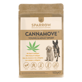 SPARROW PET CANNAMOVE® FORTE