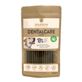 SPARROW PET DENTALCARE STICKS FÜR HUNDE