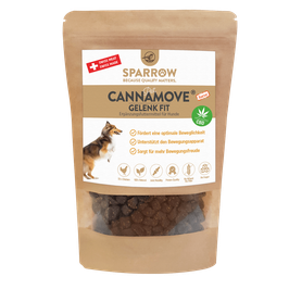 SPARROW PET CANNAMOVE® FORTE GELENK FIT SNACKS