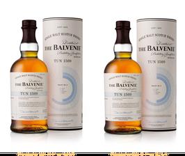 Balvenie Tun Batch No.2 + No.3 Bundle - 1,4L