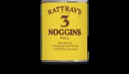 Rattray's British Collection  3 Noggins 100g
