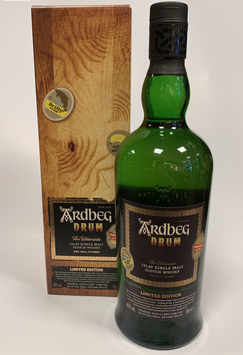 Ardbeg Drum Limited Edition - 0,7l, 46% Vol.