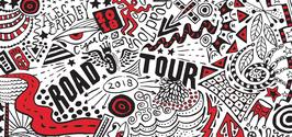31. August 2018 - Smoke@ELLINGTON / Alec Bradley Road Tour