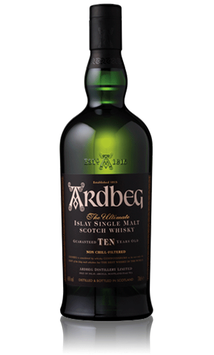 Ardbeg Ten Years (Islay) Alk. 46% , Inhalt 0,7L