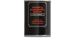 Rattray's British Collection  Accountants' Mixture 100 g