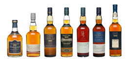 06.12.2018⎪Nikolaus-Tasting, Classic Malt of Scotland Distillers Editionen 2018