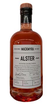 Mackmyra Alster Rotspon - 0,5l, 61,8% Vol.