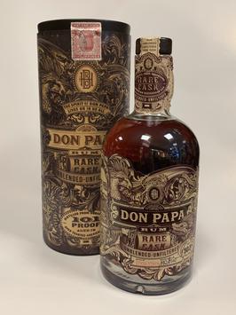 Don Papa Rum Rare Cask – 0,7l, 50,5% Vol.