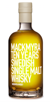 Mackmyra 10 Years - 0,7L , 46,1% Vol.