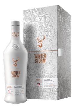 Glenfiddich 21 Years Winter Storm (Batch No.2) - 0,7L, 43% Vol.