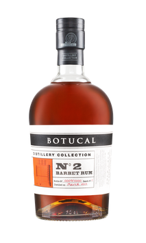 Botucal Distillery Collection - No. 2 Barbet Rum - 47% Vol., 700 ml