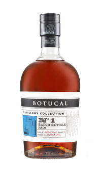 Botucal Distillery Collection - No. 1 Batch Kettle Rum - 47% Vol., 700 ml